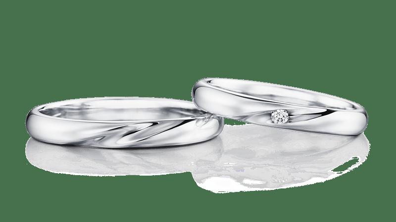 結婚戒指 maia系列