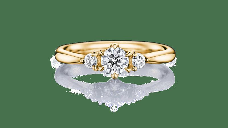 訂婚戒指 metis系列