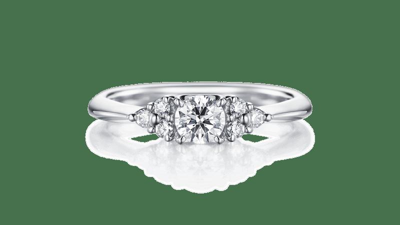 訂婚戒指 alcyone系列