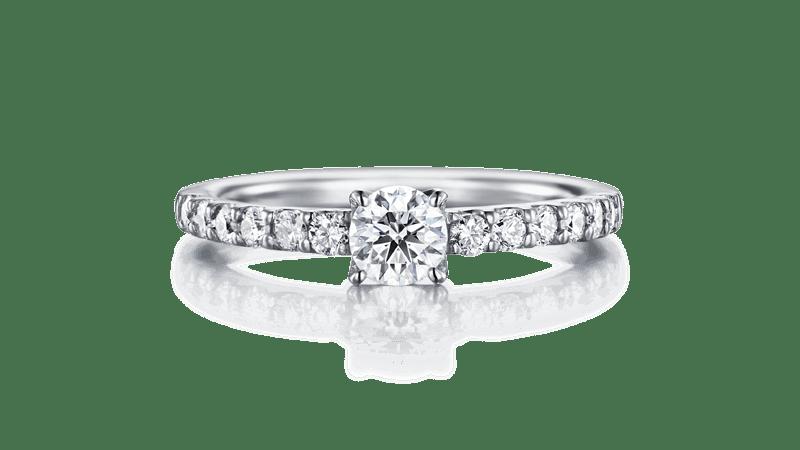 訂婚戒指 stella系列