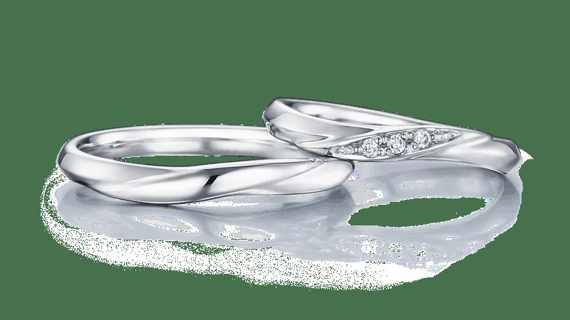 結婚戒指 lucina系列