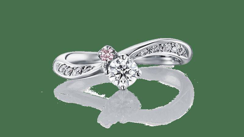 訂婚戒指 gemini系列