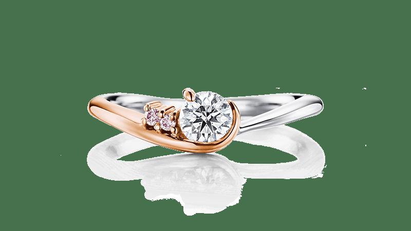 訂婚戒指 tucana系列