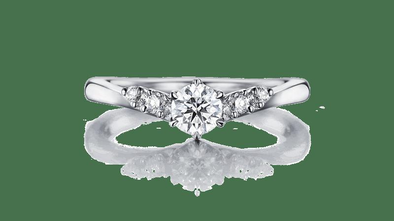 訂婚戒指 mizar系列