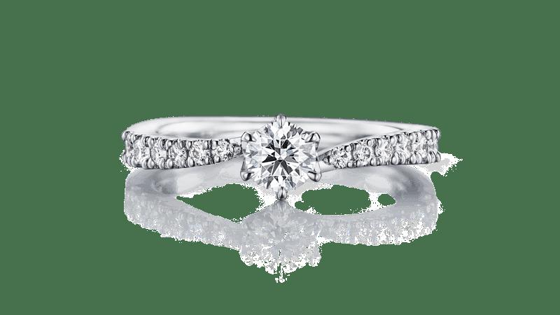 訂婚戒指 lyra系列