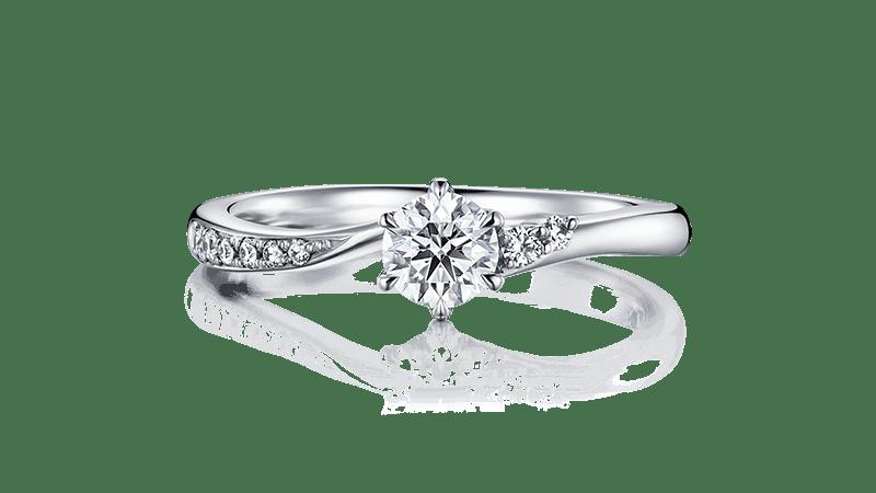 訂婚戒指 andromeda系列