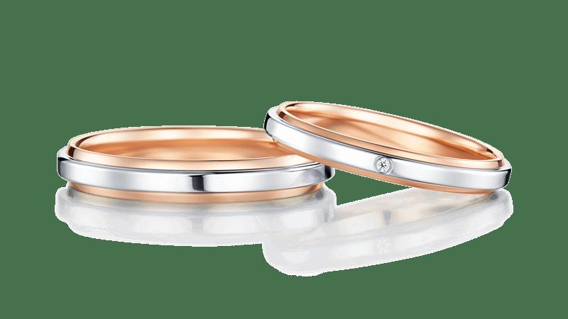結婚戒指 harmonia combination系列