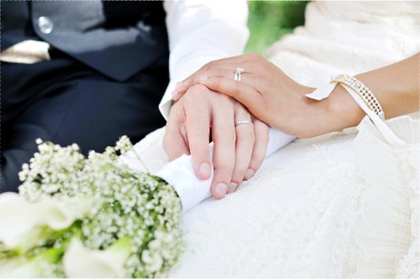 結婚對戒是一生配戴的信物